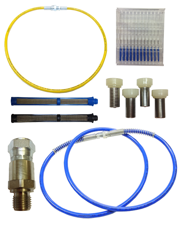 High Pressure Hose, Paint Filters and More